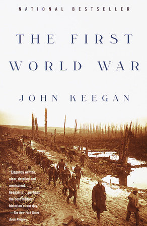 The First World War by John Keegan
