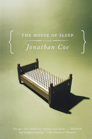 The cover of the book The House of Sleep