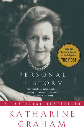 Personal  History Book Cover Picture