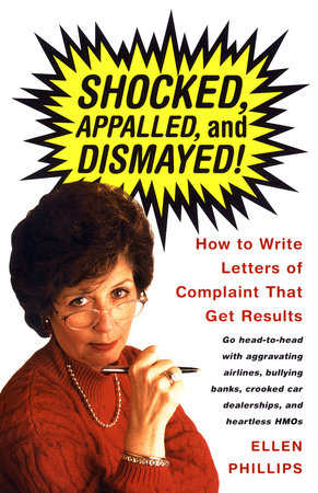 Shocked, Appalled, and Dismayed! by Ellen Phillips