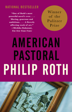 American Pastoral Book Cover Picture