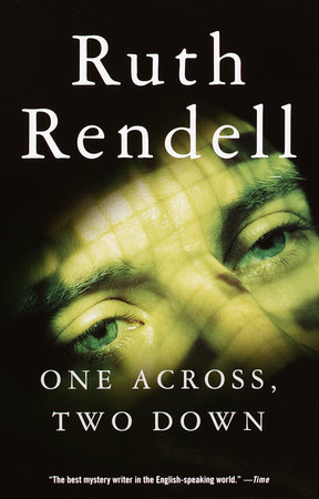 One Across Two Down by Ruth Rendell