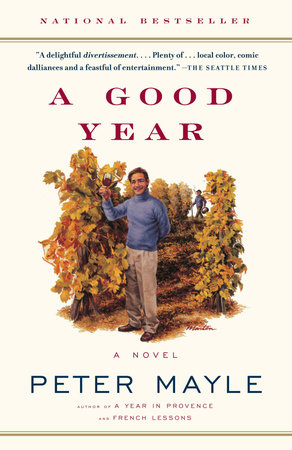 A Good Year by Peter Mayle
