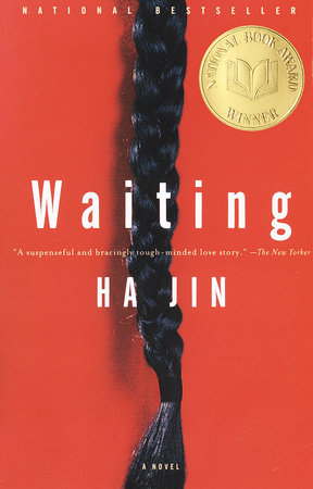 The cover of the book Waiting