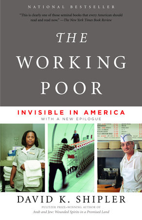 The cover of the book The Working Poor