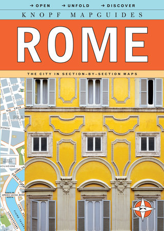 Knopf MapGuide: Rome by Knopf Guides