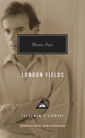 The cover of the book London Fields