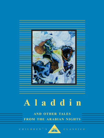 Aladdin and Other Tales from the Arabian Nights by W. Heath Robinson