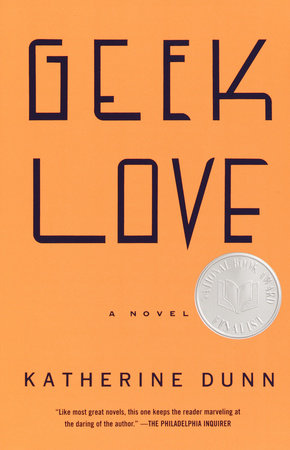 The cover of the book Geek Love