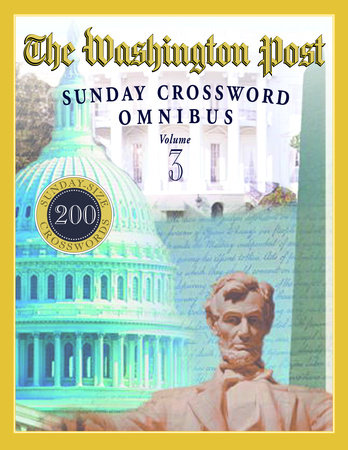 The Washington Post Sunday Crossword Omnibus, Volume 3 by William R. Mackaye and Fred Piscop