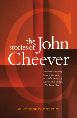 The Stories of John Cheever Book Cover Picture