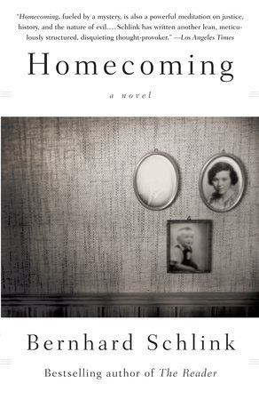 Homecoming by Bernhard Schlink