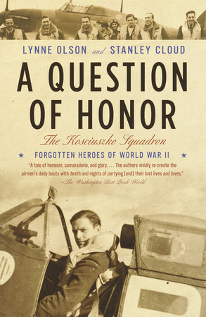 A Question of Honor by Lynne Olson and Stanley Cloud