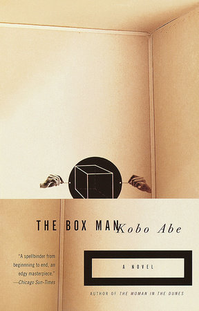 The cover of the book The Box Man