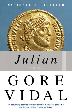 JULIAN by Gore Vidal