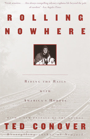 Rolling Nowhere by Ted Conover