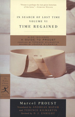 In Search of Lost Time, Volume 6