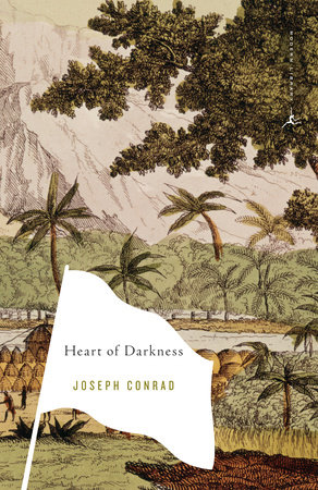 The cover of the book Heart of Darkness