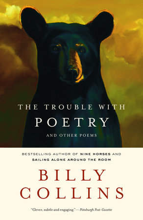The Trouble with Poetry Book Cover Picture