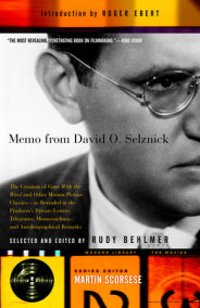 Memo from David O. Selznick