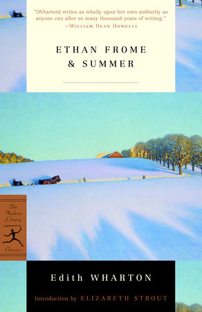 Ethan Frome & Summer by Edith Wharton