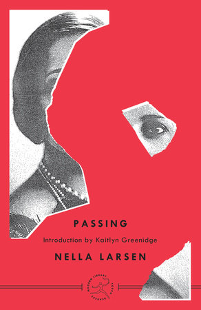 The cover of the book Passing