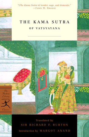 The Kama Sutra of Vatsyayana by