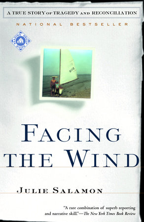 Facing the Wind by Julie Salamon