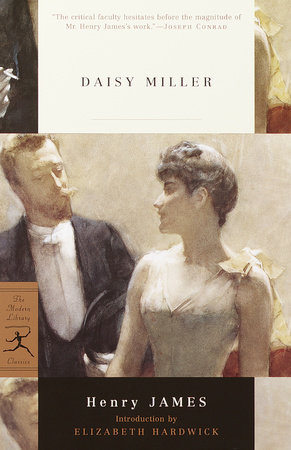 Daisy Miller Book Cover Picture