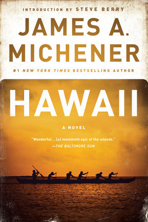 The cover of the book Hawaii
