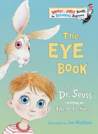 The Eye Book by Theo. LeSieg
