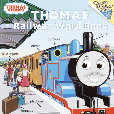 Thomas's Railway Word Book (Thomas & Friends)