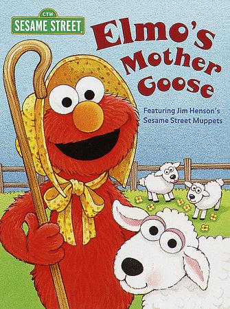 Elmo's Mother Goose (Sesame Street) by Constance Allen