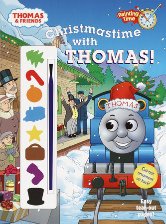 Christmastime With Thomas (Thomas & Friends) by Rev. W. Awdry