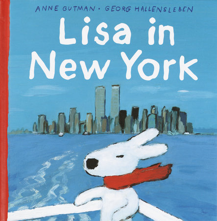 Lisa in New York by Anne Gutman and Georg Hallensleben