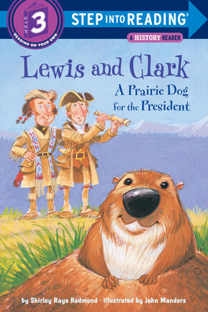 Lewis and Clark by Shirley Raye Redmond