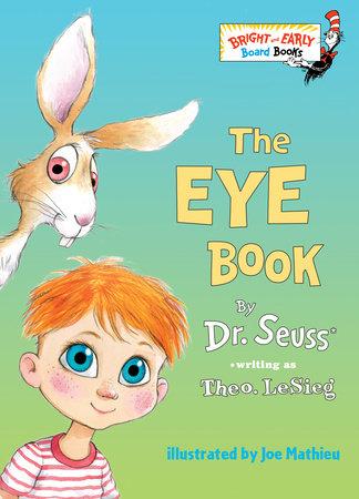 The Eye Book by Theo. LeSieg