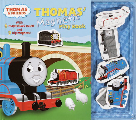 Thomas' Magnetic Playbook (Thomas & Friends) by Random House