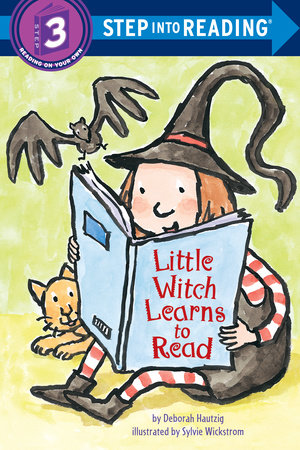 Little Witch Learns to Read by Deborah Hautzig
