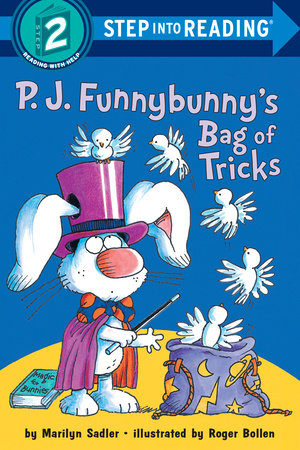 P.J. Funnybunny's Bag of Tricks by Marilyn Sadler