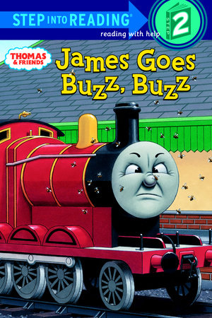 James Goes Buzz Buzz (Thomas & Friends) by Rev. W. Awdry and Shana Corey