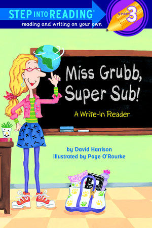 Miss Grubb, Super Sub! by David L. Harrison