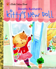 Kitty's New Doll