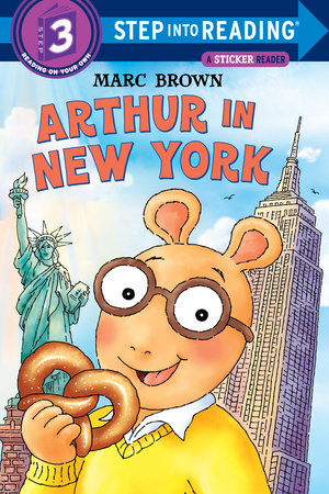 Arthur in New York by Marc Brown