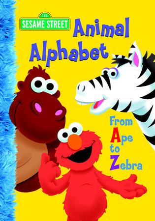 Animal Alphabet (Sesame Street) by Random House