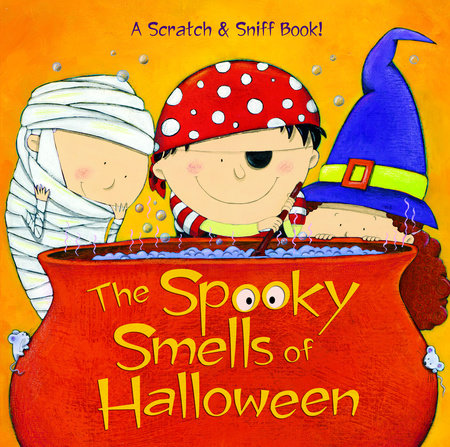 The Spooky Smells of Halloween by Mary Man-Kong