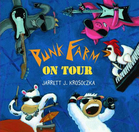 Punk Farm on Tour