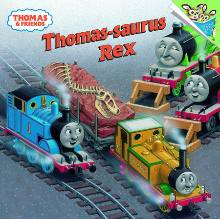 Thomas-saurus Rex (Thomas & Friends) by Rev. W. Awdry