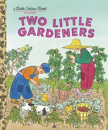Two Little Gardeners