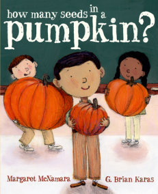 How Many Seeds in a Pumpkin? (Mr. Tiffin's Classroom Series)
